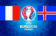 Франция и Исландия разыгрывают последнюю путевку в полуфинал Евро-2016