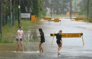 На востоке Австралии сильнейшее наводнение за последние 50 лет