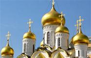 Как на белорусские церкви надевают «луковицы»
