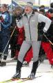 Журналистам запретили снимать «главного лыжника»