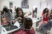 В Минске проходит чемпионат парикмахеров
