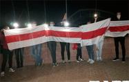 Речица вышла на акцию солидарности
