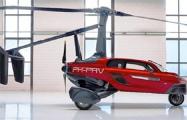 В США представили прототип летающего автомобиля