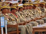 15 членов военной хунты Мьянмы ушли в отставку
