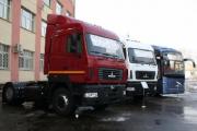 МАЗ планирует к 2013 году адаптировать весь модельный ряд под Евро-4