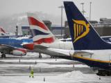 Жертвами похолодания и снегопада в Европе стали 15 человек