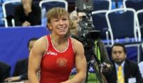 Ванесса Колодинская завоевала золото на чемпионате мира по вольной борьбе среди женщин в Канаде