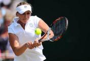 Белорусская теннисистка Ольга Говорцова проиграла в первом раунде турнира в Пекине