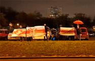 Минчане выходят на вечерние акции солидарности