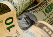 Курс доллара упал ниже двух рублей