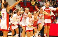 Белорусские баскетболистки выиграли у команды Турции 67:52