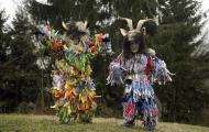 В Словении стартовал масштабный маскарадный карнавал