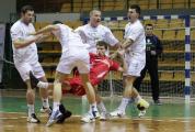Первые матчи гандболистов БГК в Кубке ЕГФ будут судить арбитры из Румынии и Швеции