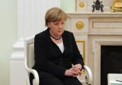 Меркель упала со стула на фестивале в немецком Байройте
