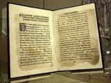 Редкие издания Франциска Скорины из фондов немецкой библиотеки экспонируются в Минске