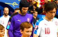 Чехи вырвали ничью в матче с хорватами, проигрывая два мяча