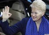 Даля Грибаускайте встретилась с  оппозиционными кандидатами в президенты Беларуси