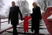 «Мелкого КГБэшника» поздравили с днем рождения (Видео)
