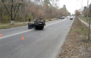 Выбежавшая на дорогу белка стала причиной серьезной аварии в Киеве