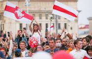 Белоруска обратилась к родственникам сотрудников органов