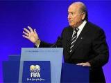 Президент ФИФА открыл микроблог в Twitter