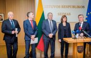 Литовский парламентарий: Строительство БелАЭС – вопрос политический.