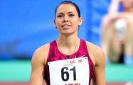 Алина Талай победила на дистанции 100 м с/б на соревнованиях в Манчестере