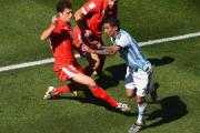Аргентина в дополнительное время обыграла Швейцарию на ЧМ