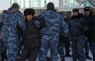 В Казахстане протестуют против выборов в парламент