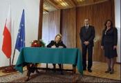 Посол Польши посетил интернат в Минске (Фото)