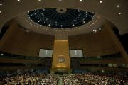 Беларусь на сессии Генассамблеи ООН в Нью-Йорке заявила о недопустимости применения односторонних санкций