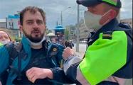 Как за несколько минут белорусы собрали деньги на штраф велосипедисту с Комаровки