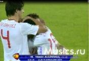 Стали известны составы футбольных сборных Беларуси и Испании на сегодняшний матч