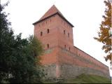 Реставрацию Лидского замка планируется завершить в 2014 году