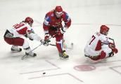 Сборная России одержала третью победу в квалификации чемпионата мира-2014