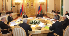 Группа высокого уровня подготовила вопросы к проведению Высшего госсовета Союзного государства 19 декабря