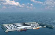 Дания построит остров в Северном море, чтобы перестать жечь нефть и газ
