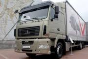 На 28 процентов вырос экспорт белорусских грузовых автомобилей