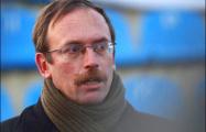 У Вячеслава Сивчика в изоляторе забрали очки