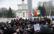 Как в Кишиневе протестовали ветераны войны на Днестре