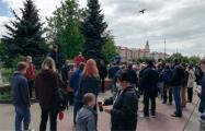 Фоторепортаж: Народный бум в Гродно
