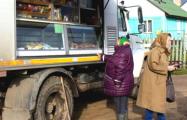 Как белорусы протестуют против закрытия магазинов в деревнях