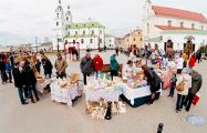 В Минске прошел фестиваль белорусской культуры «Вытокі»