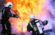 Число жертв пожара в центре Москвы выросло до восьми