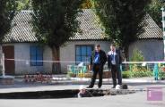 На восстановление рухнувшего тира в Пинске нет денег (Фото)
