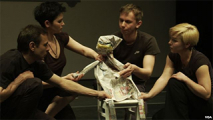 «Свободный театр» в условиях тотальной несвободы
