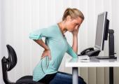 Минимизируйте вред сидячей работы правильным креслом