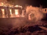 Пять человек погибли в новогоднюю ночь от пожаров
