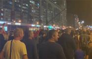 В Малиновке сейчас гуляют тысячи людей в разных точках