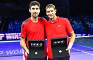 Максим Мирный и Филипп Освальд выиграли турнир парного разряда в Хьюстоне